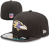 Baltimore Ravens - On Field Cap 5950