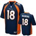 Denver Broncos - P. Manning #18 Alternate Jersey