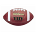 Wilson WTF1300 TDY Youth/Women Leather Game Ball